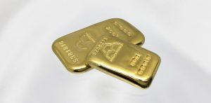 純金インゴット